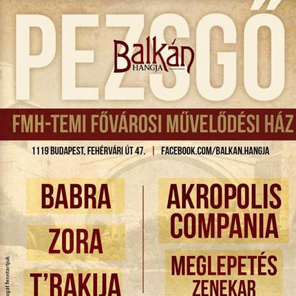 Pezsgő - Balkán Hangja 2018